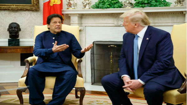Imran Khan Called Donald Trump Discussed Kashmir Issue