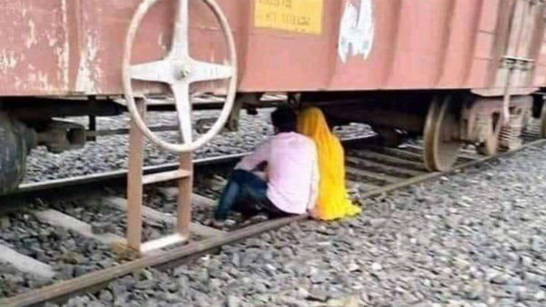 Indian Railways Warning For Lovers