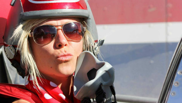 Worlds Fastest Woman Jessi Combs Dies While Breaking Her Own Record