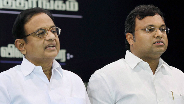 It is a political witch hunting: Karthi Chidambaram
