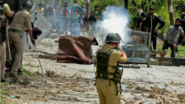 Indian Administered Kashmir Two Have Been Killed In A Gun Battle