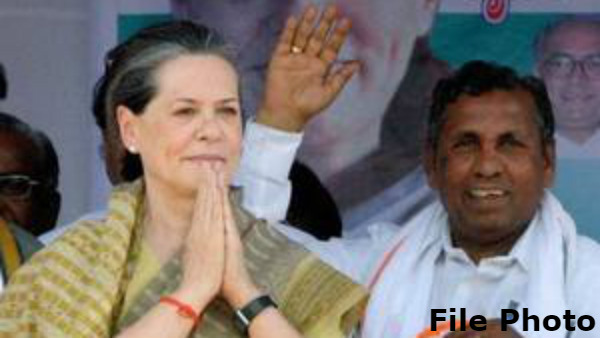Senior Congress Leader KH Muniyappa Met Sonia Gandhi, Requested to Consider His Name For KPCC President