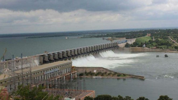 Release of 1 lakh cusec water from KRS reservoir