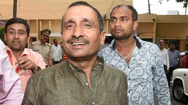 Unnao Rape BJP MLA Kuldeep Sengar Charged Murder Of Girl Father
