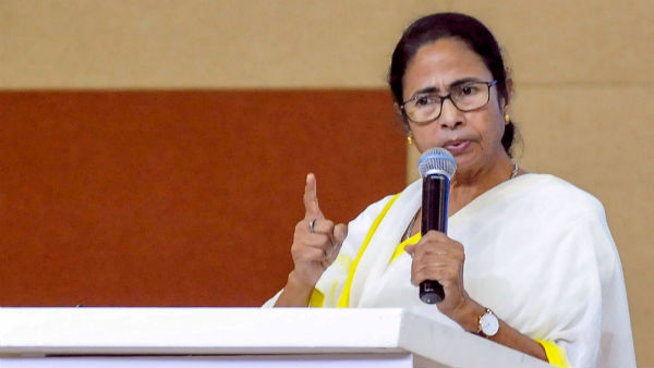 Mamata Banerjee I Will Not Bow Down Before BJP