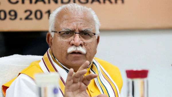 Haryana CM Manohar Lal Khattar We Can Bring Kashmiri Girls For Marriage