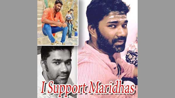 #Isupportmaridhas: Twitterati Reacts On Maridhass Ideology