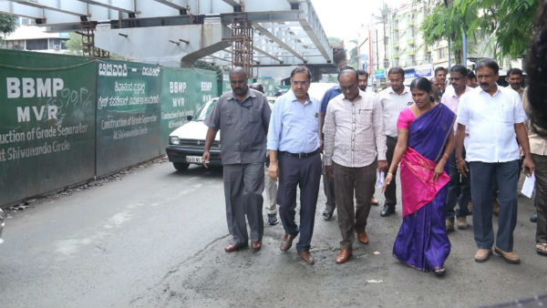 When Shivananda Circle Flyover Work Will Complete
