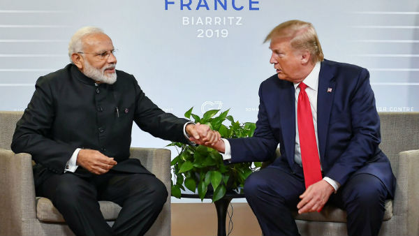 India-Pakistan Jammu and Kashmir Donald Trumph Narendra Modi