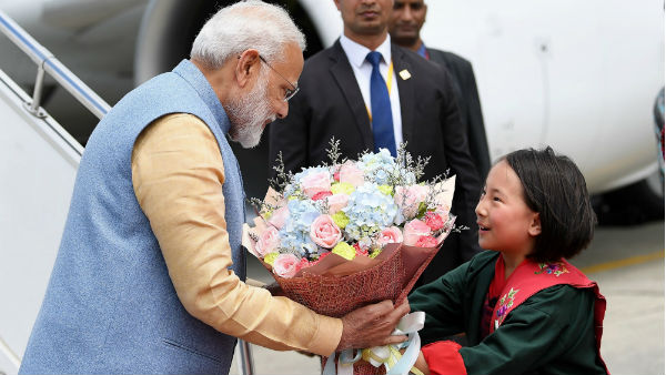 Who Will Not Want A Friend Like Bhutan Narendra Modi