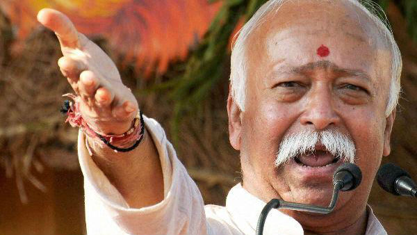 Mohan Bhagwats remark on reservation, RSS clarifys, DSS condemns
