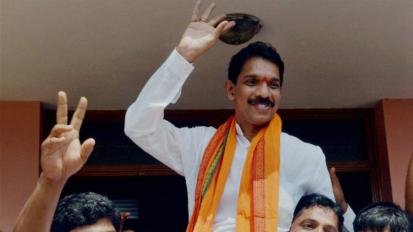 Dakshina Kannada MP Nalin Kumar Kateel Likely To Be Karnataka BJP Chief