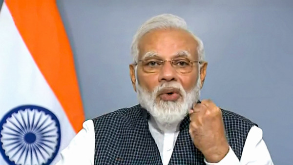 PM Modi Speech Today LIVE: ಜಮ್ಮು ಕಾಶ್ಮೀರ ತಾತ್ಕಾಲಿಕ ಕೇಂದ್ರಾಡಳಿತ ಪ್ರದೇಶ: ಮೋದಿ