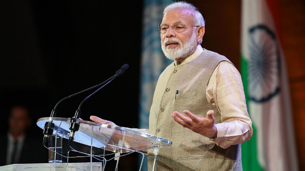 In New India No Place To Corruption: PM Narendra Modi In France