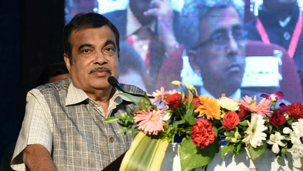 After Feeling Unwell, Nitin Gadkari Forced To Sit During National Anthem