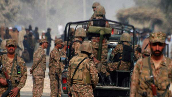 222 Ceasefire Violations By Pakistan In One Month