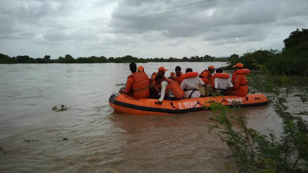 Ndrf Under Danger In Virupapura