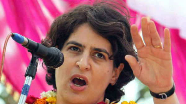 Priyanka Gandhi Vadra Welcomes SC Order On Unnao Case
