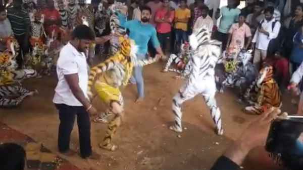 Rakshith Shetty Pilinalike Video Viral