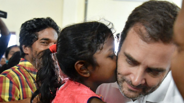 Rahul Gandhi To Visit Wayanad, Distribute Kit Contains Grocery, Blanket, Cleaning Items