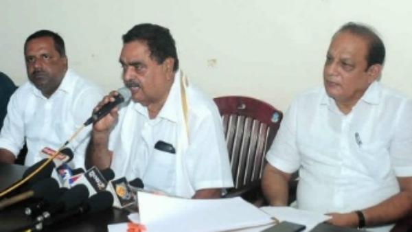ಸಿಎಂ ಯಡಿಯೂರಪ್ಪ, ಅಪ್ಪ ಅಲ್ಲ ಅಜ್ಜ - ರಮಾನಾಥ್ ರೈ
