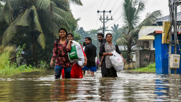 Kerla Floods: Death Toll Rises To 68 On Sunday