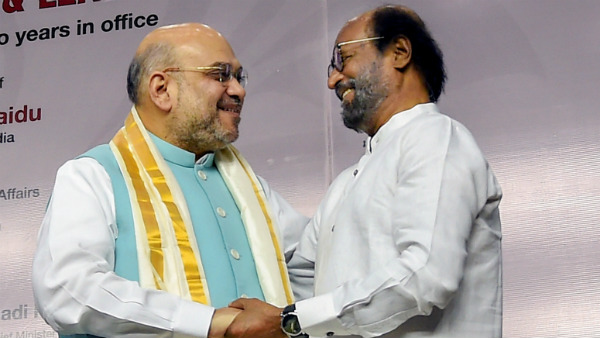 Narendra Modi and Amit Shah Like Krishnarjuna, Says Rajinikanth