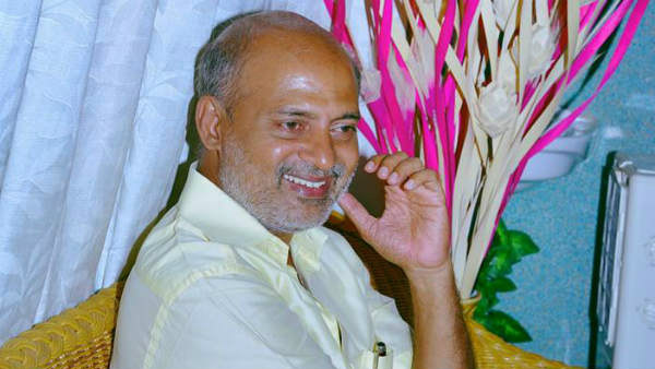 Former Minister Sa Ra Mahesh Spoke Against Vishwanath