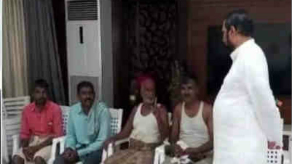 Army Helicopter Saved Four Persons, Former BJP MLA Given Lakshman Savadi Given Shelter At His Residence