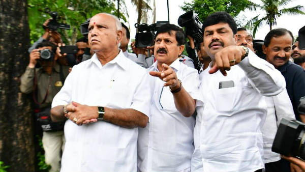 CM Yeddyurappa Announced More Grants For Shivamogga