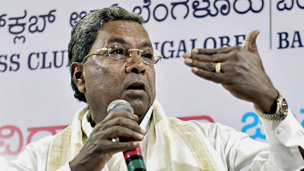 Siddaramaiah Said Not Discussed Political Matters With Umesh Katti