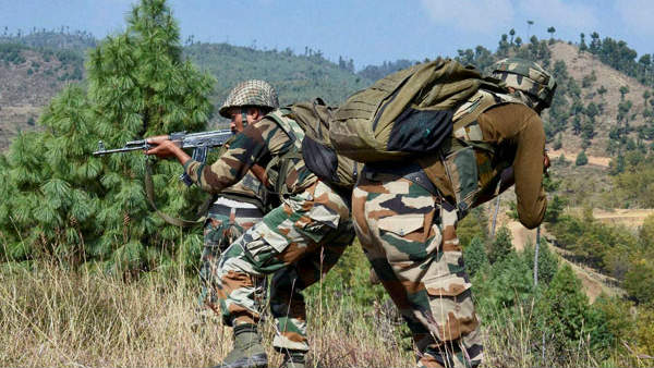 Pakistan Violated Veasefire In Nowshera Sector Of Rajouri