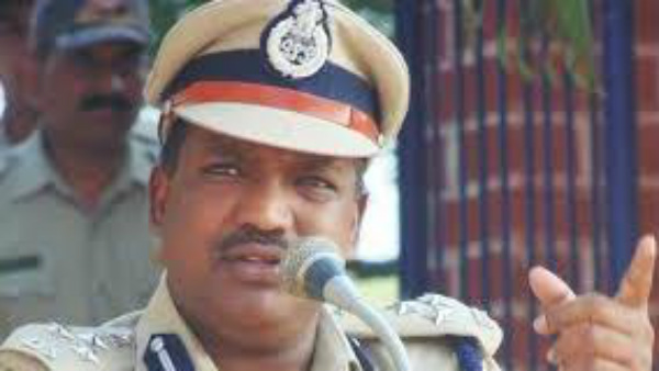 Mangalore Police Commissioner Sandeep Patil Transferred