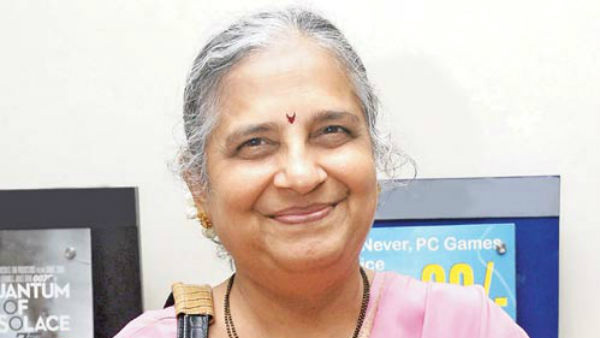 Sudha Murthy Of Infosys Foundation To Contribute Rs.10 Crore For Flood Relief Work