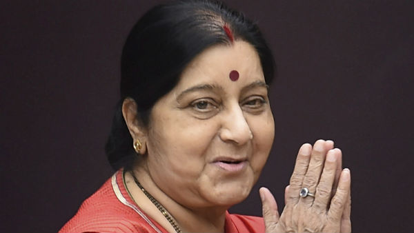 Diplomats Of 51 Countries Condolence Messages For Sushma Swaraj