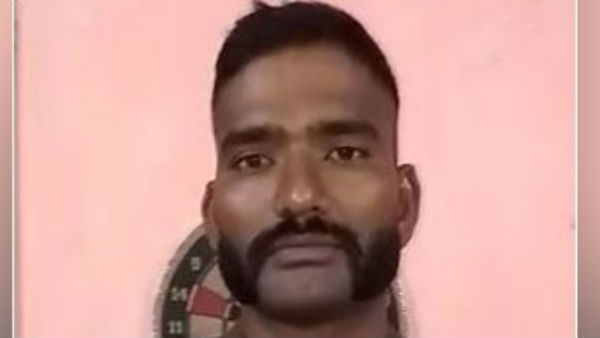 Andhra Pradesh Soldier Video Requesting Save His Land