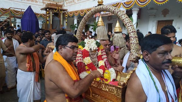 Raghavendra Swamys 348th Aradhana Mahotsava Start From Today