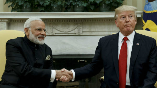 Narendra Modi - Donald Trump talked in phone for thirty minutes