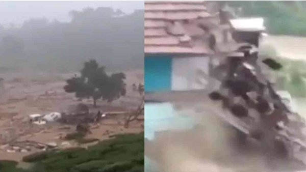 Land Slide In Keralas Wayanad Meppadi Mass Casualty