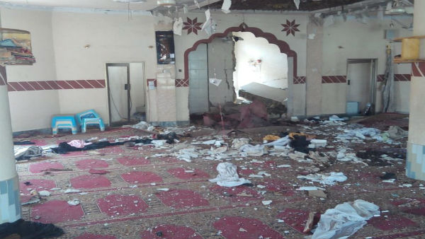 Balochistan: 5 killed, 15 injured after blast at Quetta mosque