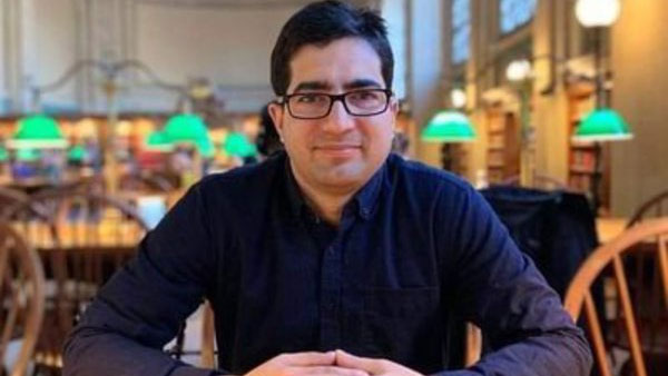 Civil servant turned politician Shah Faesal under house arrest