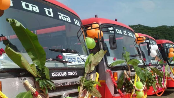 Free bus facility those who attending Mysuru dassra from Villages