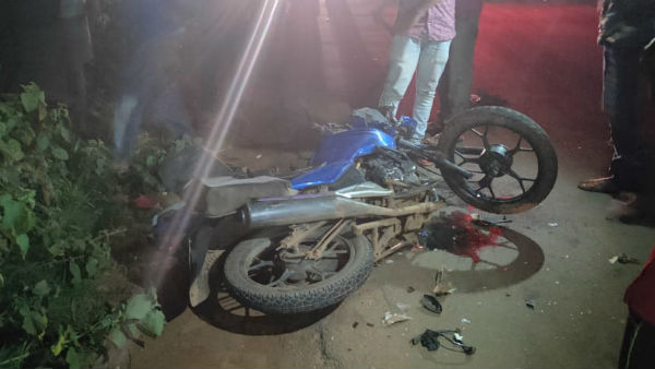 Series Of Accident In Channagiri; Two People Died