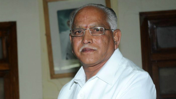 BS Yediyurappa meeting with 17 Disqualified MLAs from Karnataka