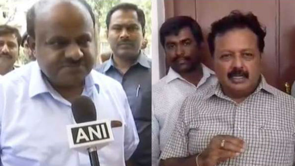 Congress Leader Cheluvarayaswamy Lambasted Former CM HD Kumaraswamy