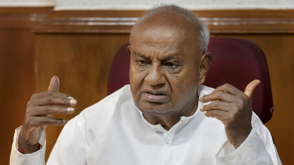 Hindi Imposition HD Deve Gowda Video Viral