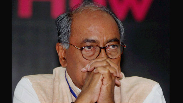 Rapes Happen In Temples: Digvijay Singhs New Controversy