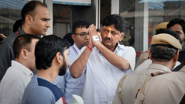 PMLA Case: HC rejects DK Shivakumar and others pleas to quash ED summons