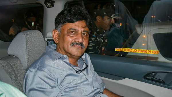 DK Shivakumar Petition To Delhi High Court Adjourned To Sep 26
