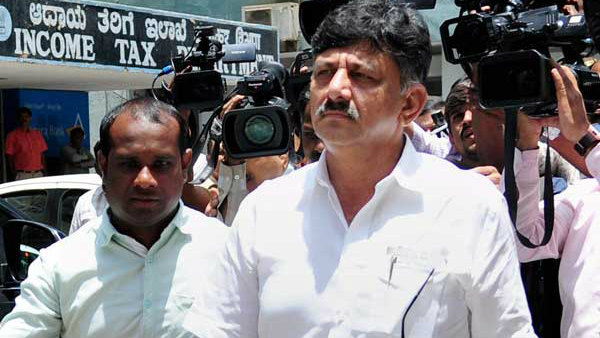 DK Shivakumar handed over to ED custody till September 13